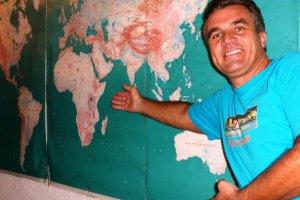 Profession Globe-Trotters. Il a visité tous les pays - 16h