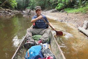 Sur les sentiers de la terre-mère (Amazonie) - 16h30