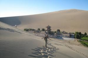 17h30 Huit mois en Asie centrale avec Julien Peltier