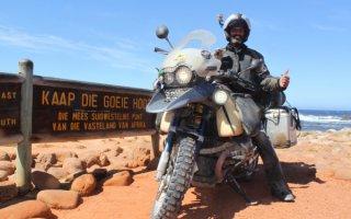Le grand raid, 88 000 km à moto - 15h30