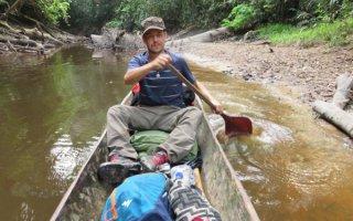 Sur les sentiers de la terre-mère (Amazonie) - 16h