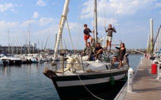 Périple en bateau en Amérique latine (Chili) - 14h30