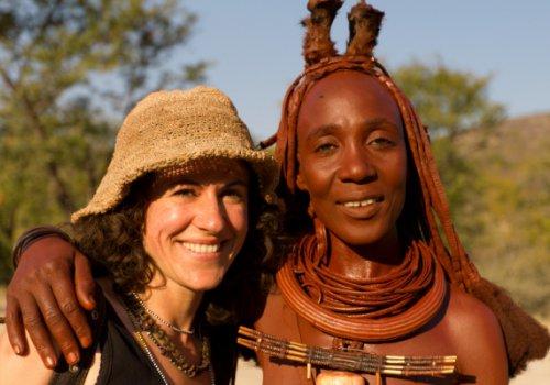 Vie chez les Himbas - 14h30