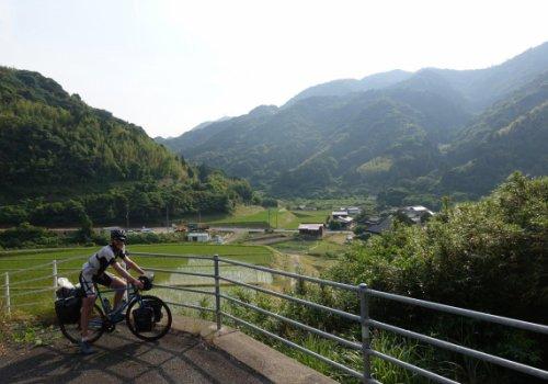 Tour du Japon à vélo - 12 h