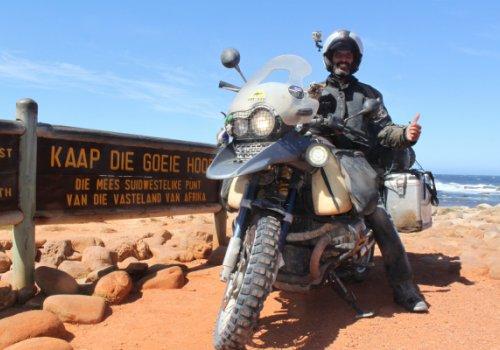 Terre propice, tour de l'Afrique -15h30