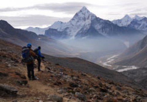Aventure à pied à travers le Népal - 17h15