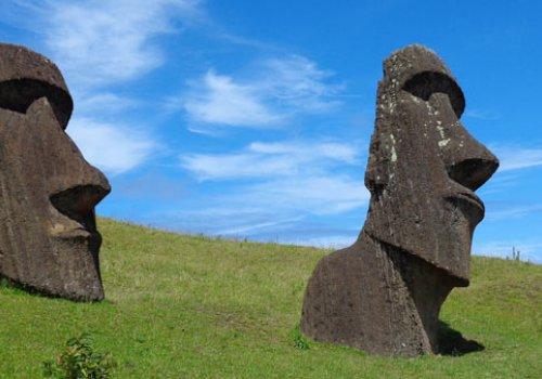 Les mystères de l'île de Pâques - 20h30