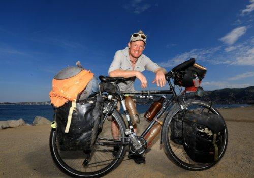 Six ans à vélo autour du monde - 18h